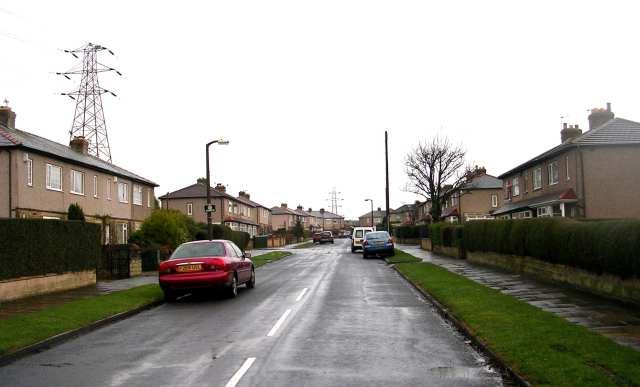 Plumpton Walk - Wrose Road