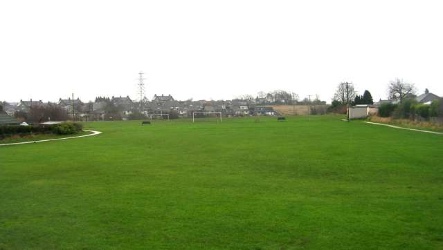 Playing Fields - Wrose Road