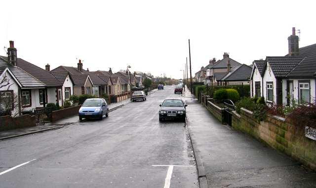 Claremont Grove - Wrose Road