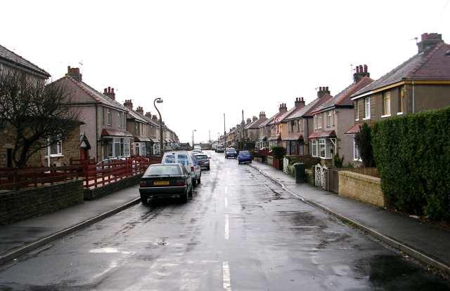 Ridgeway - Wrose Road