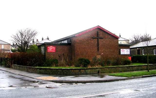 Wrose Methodist Church - Wrose Road
