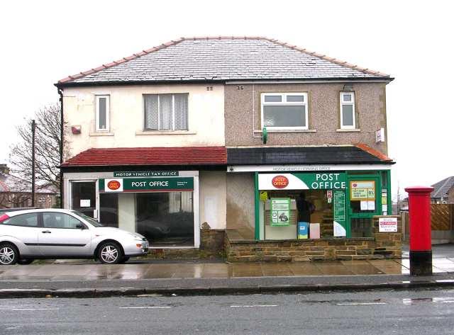 Post Office - Wrose Road