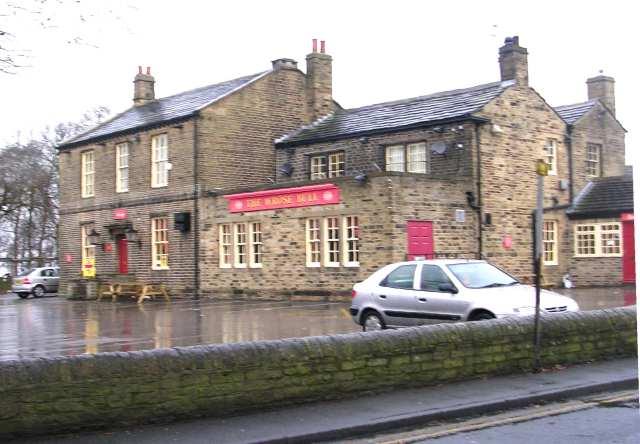 The Wrose Bull - Wrose Road