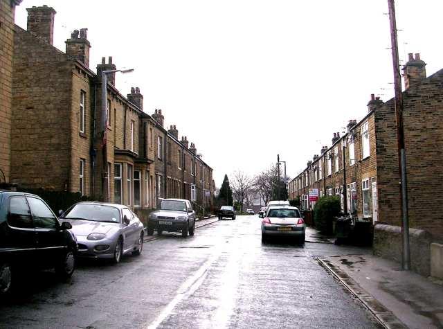 Rosebery Avenue - Carr Lane