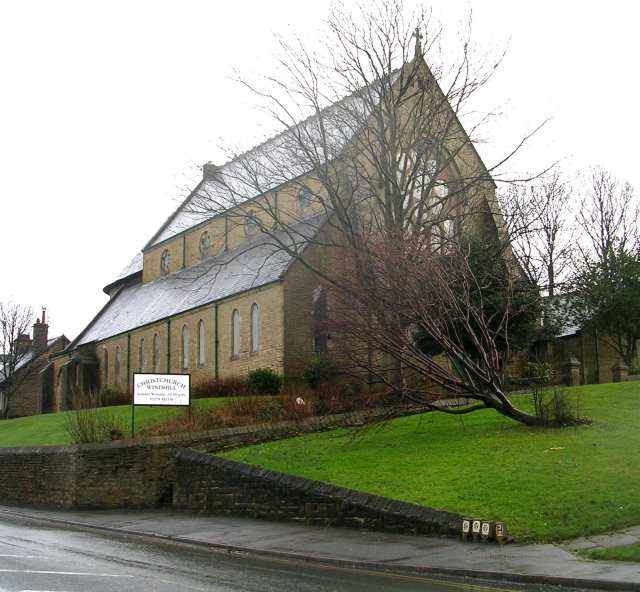 Christ Church - Leeds Road, Windhill