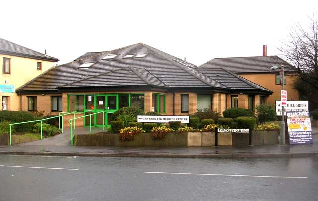 Windhill Green Medical Centre - Leeds Road