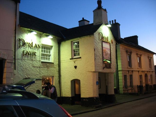 Penlan Fawr Inn