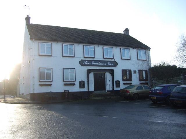The Blackness Inn
