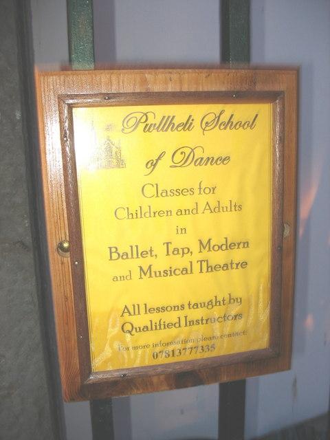 The Tabernacl Tap Dance School