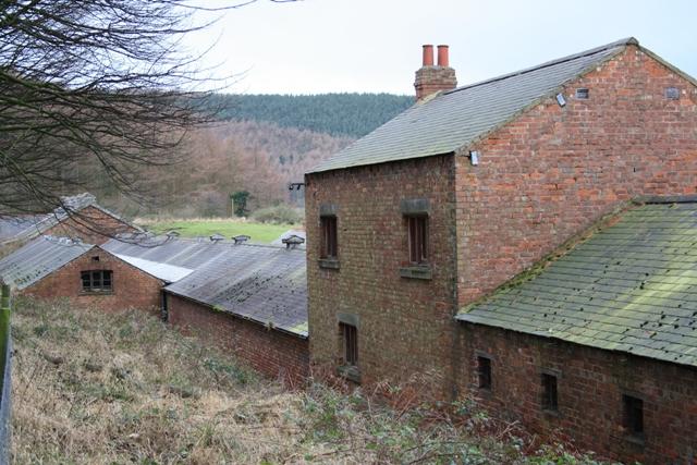 Former Mine Buildings