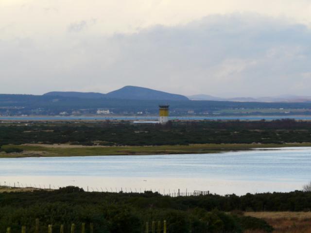 Bombing range, near Inver