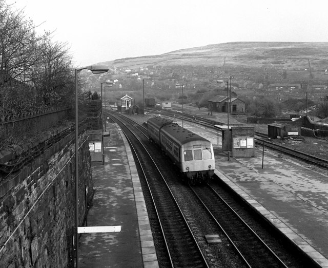 Marsden station, Yorkshire