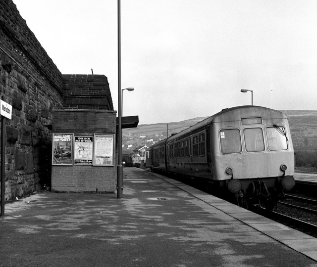 Marsden station