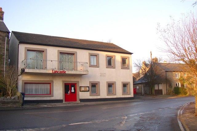 Office building, High Road, Halton