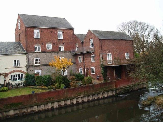 Lugg Bridge Mill