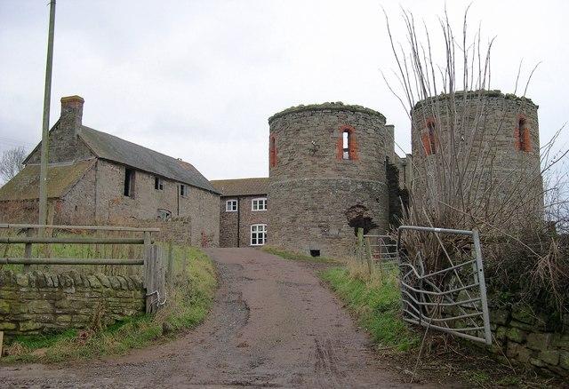 Oasthouses, Wormsley Grange