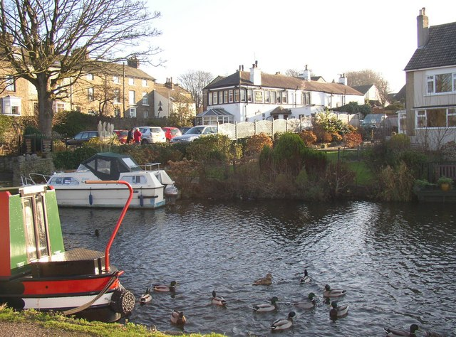 The Hest Bank, Hest Bank (Slyne-with-Hest CP)