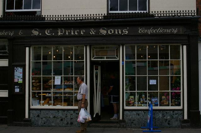 Bakery Shop, Ludlow