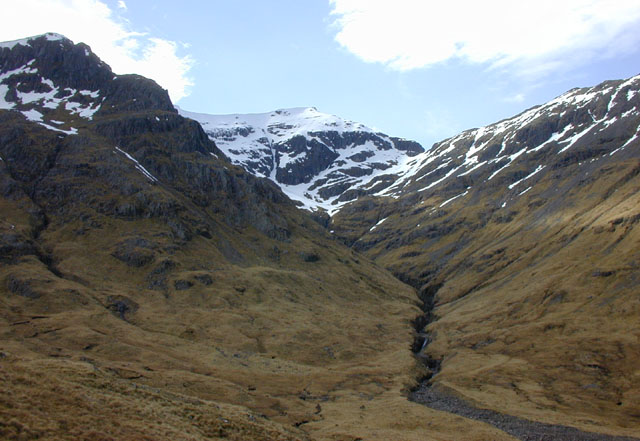 Headwaters of the Allt Lairig Eilde