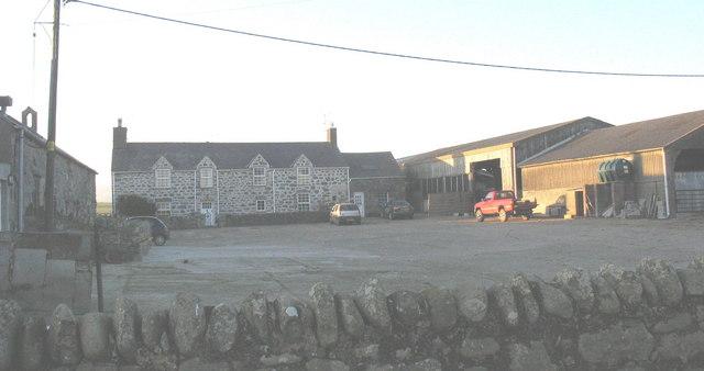 Rhydolion Farm