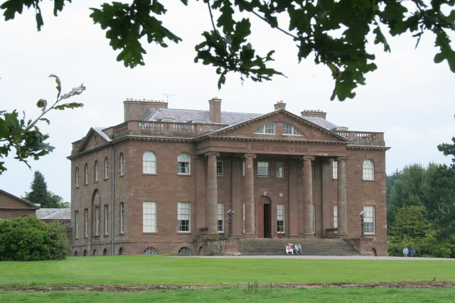 Berrington Hall - The Mansion