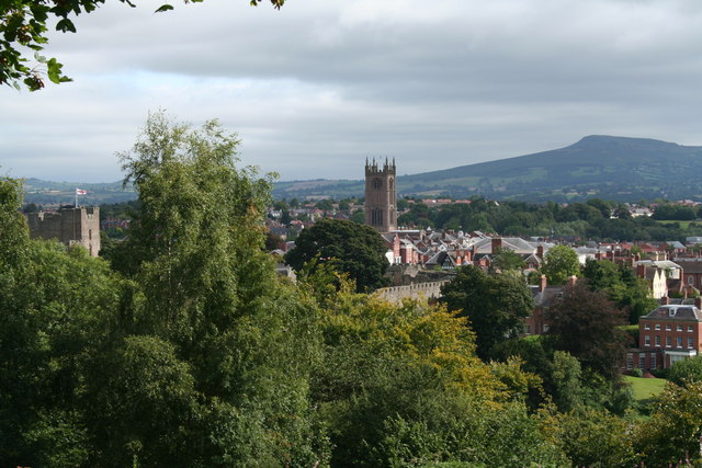Ludlow Old Town