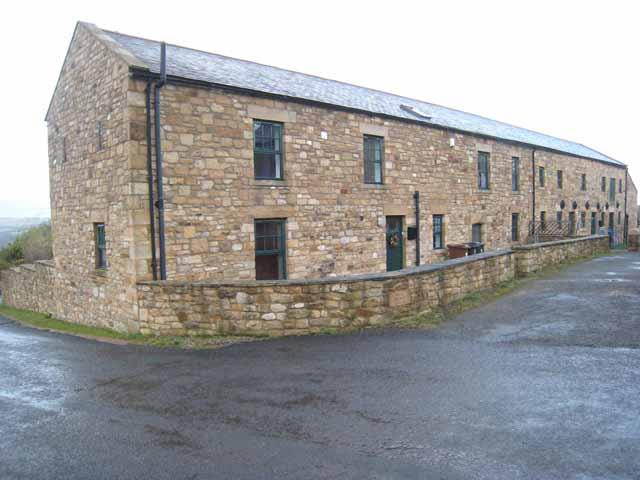 West Intake Barn, Hexham
