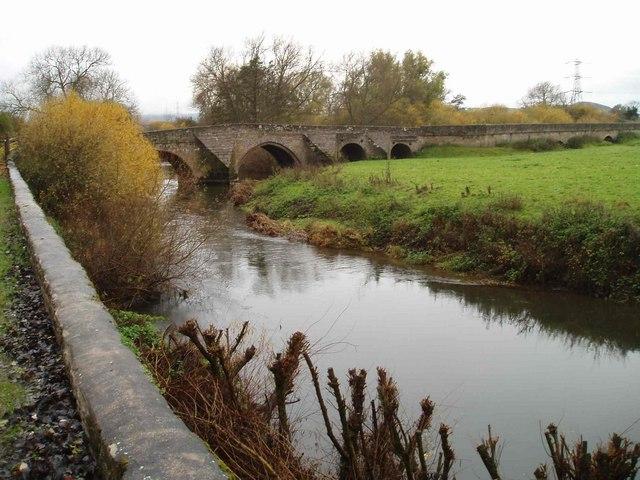 Mordiford bridge