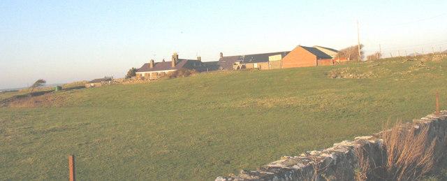 Rhydolion Farm from Pont Towyn
