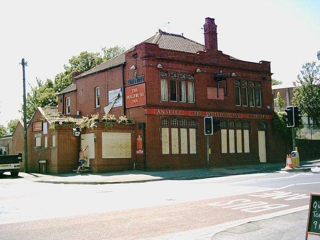 The Hollybush Inn, Brislington