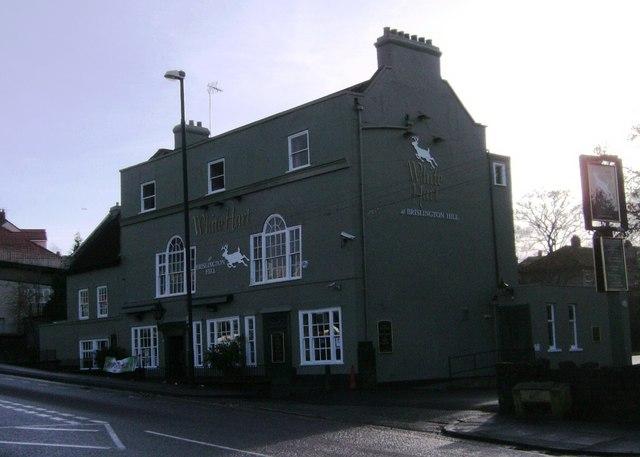 The White Hart, Brislington