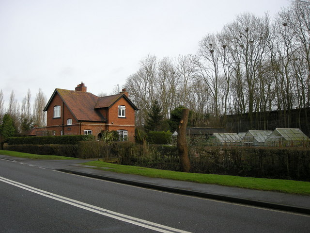 Willoughby-Old Station House