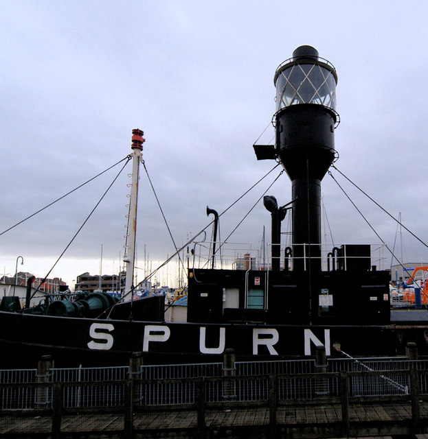 Spurn light museum