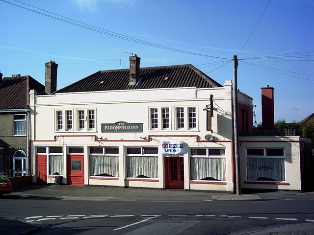 The Bloomfield Inn, Brislington