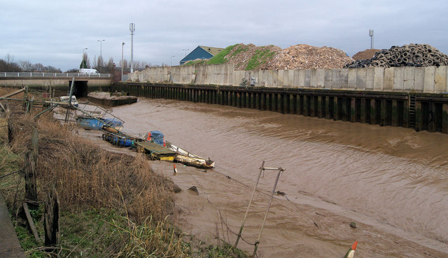 Not so aptly named 'Hessle Haven'