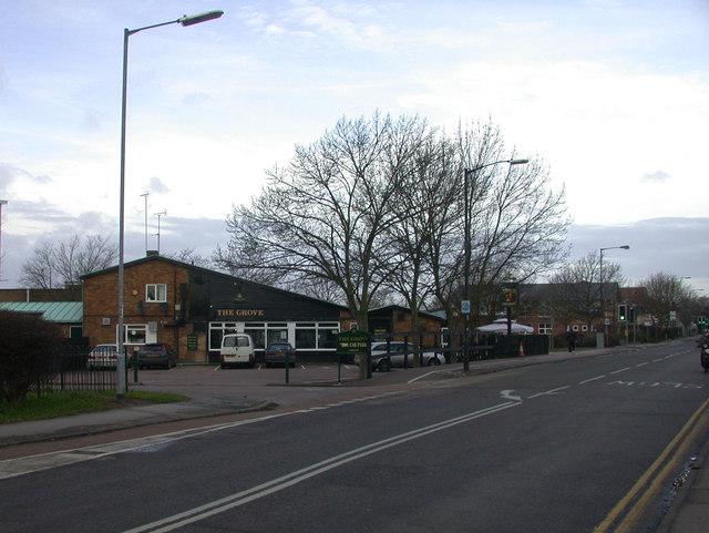 The Grove PH, Arbury Road