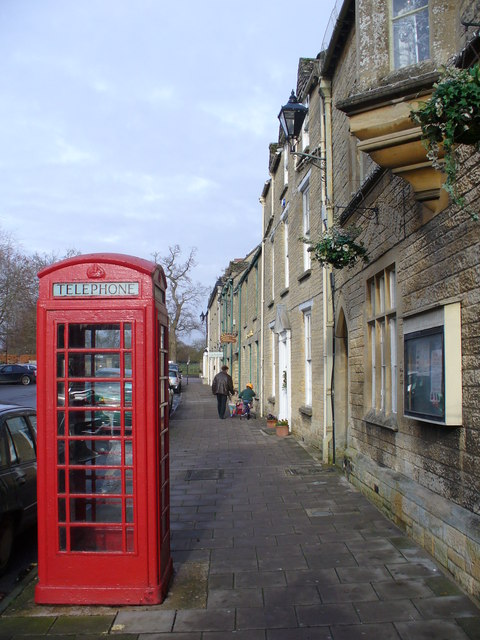 High Street, Fairford