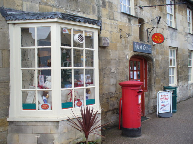 Fairford Post Office