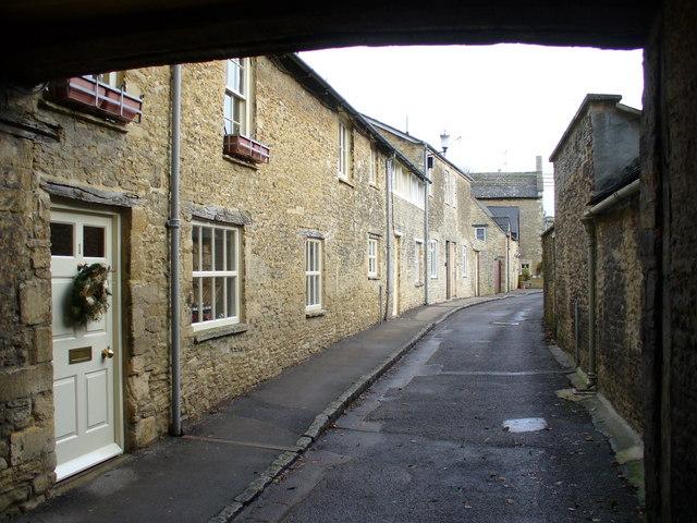 Croft Lane, Fairford