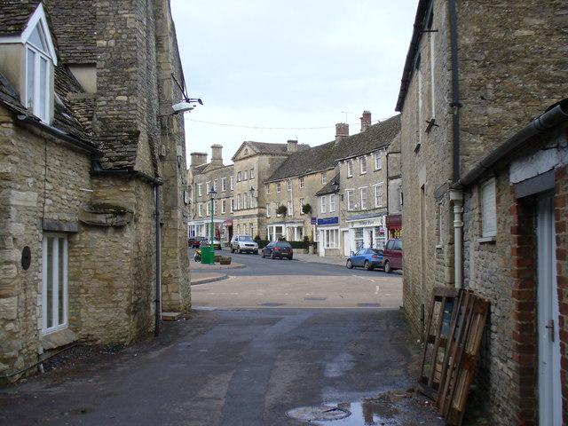 Back Lane, Fairford