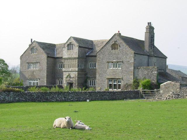 Hammerton Hall near Slaidburn