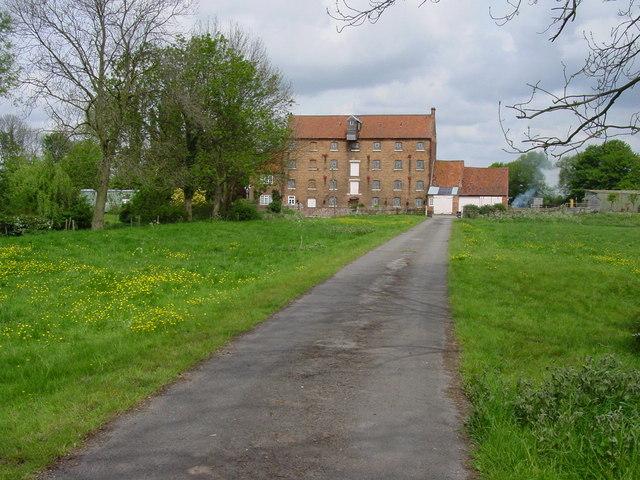 Fiskerton Mill