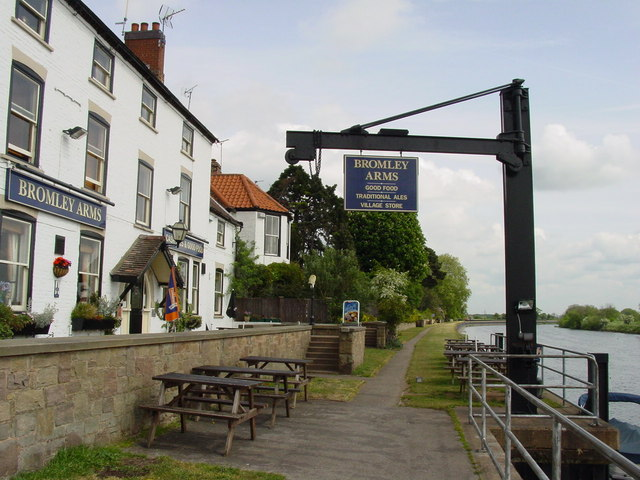 The Bromley Arms at Fiskerton