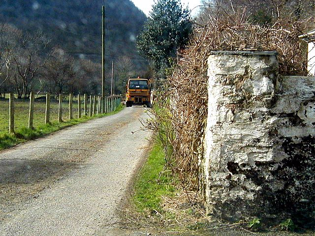 Problems of narrow roads