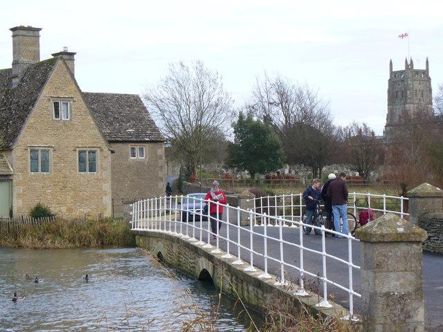 Mill Bridge, Fairford