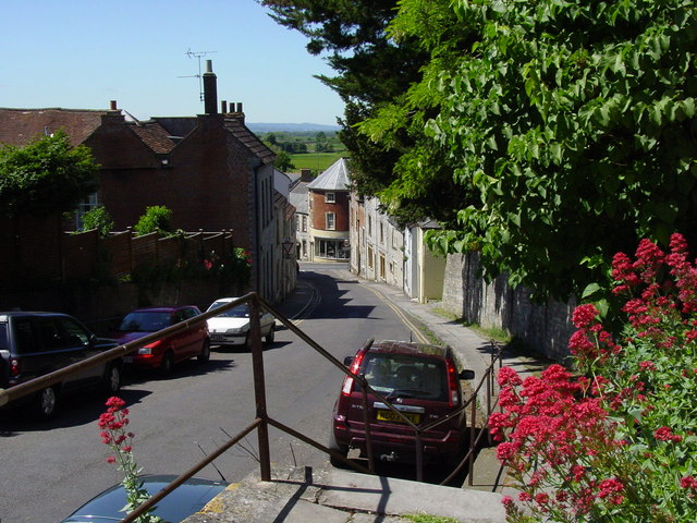 The Hill, Langport