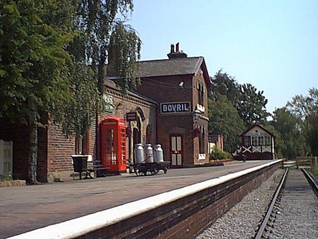 Hadlow Station