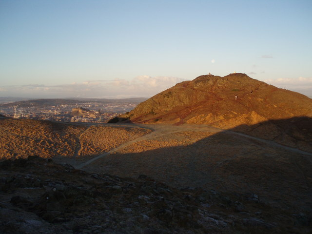 Crow Hill View, Arthurs Seat