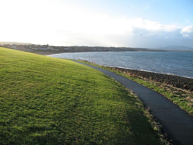 Coast path, Prestonpans