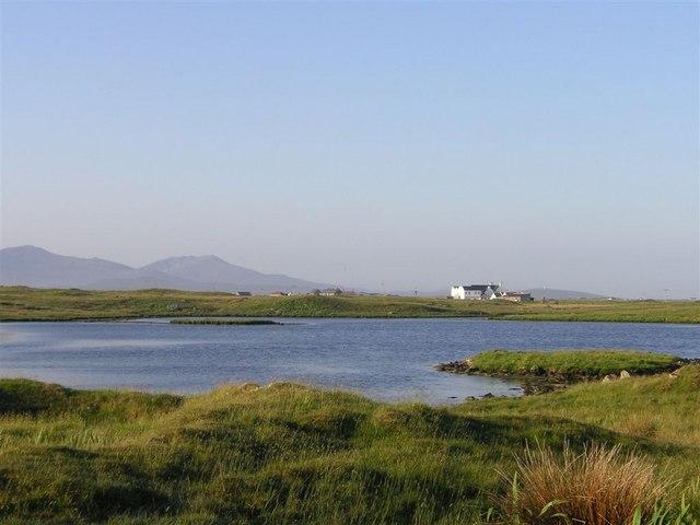Lochan on Benbecula